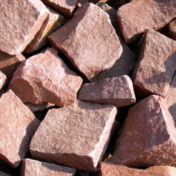 Камень малиновый кварцит, фото 1