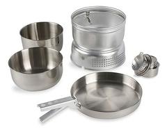 Набор посуды Tatonka MULTI SET+ALC.BURN