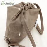 Сумка Саломея 387 итальянский трюфель (рюкзак)