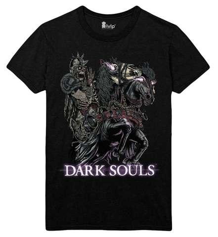 Футболка Dark Souls Zombie Knight 00