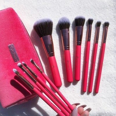 BH Cosmetics Bombshell beauty 10 piece brush set