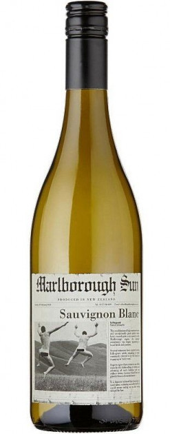 Вино Marlborough Sun Sauvignon Blanc