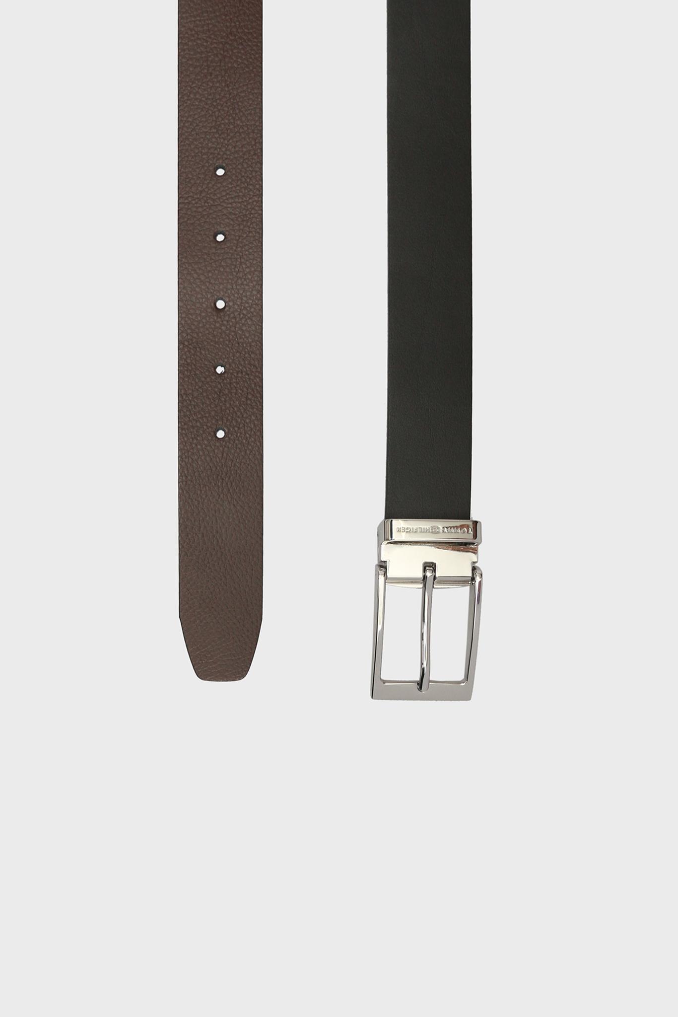 Мужской двусторонний кожаный ремень LAYTON TRAVEL Tommy Hilfiger