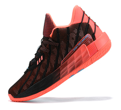 adidas Dame 7 'Black/Red/Blue'