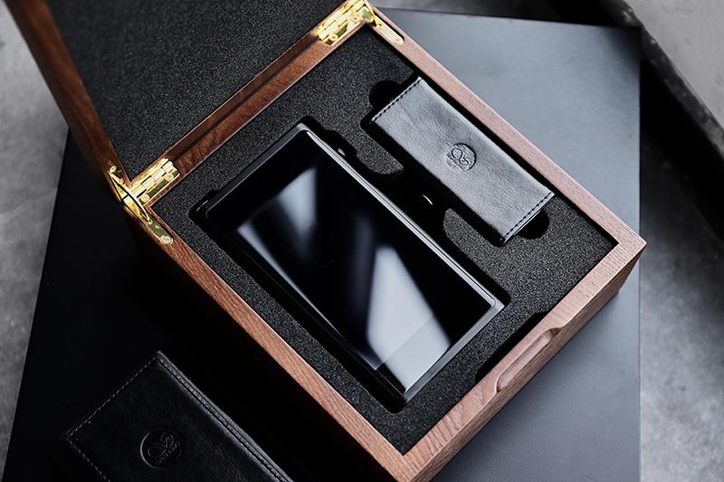 Shanling M8 black, портативный аудиоплеер
