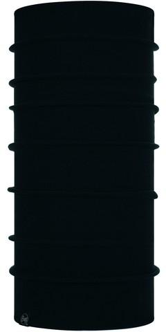 Шарф-труба с флисом двухсторонний Buff Polar Reversible Black/Black фото 1