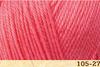Пряжа Fibranatura Luxor 105-27 (Розовый коралл)