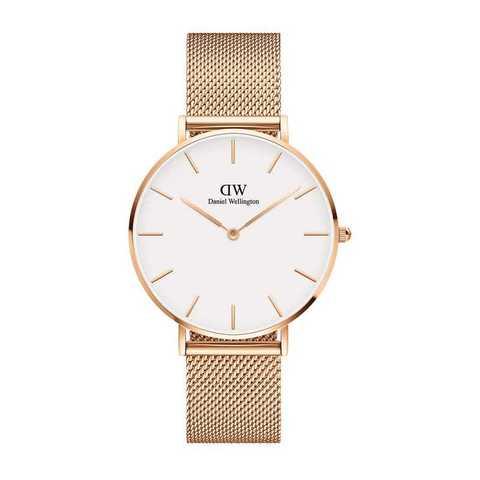 Купить Наручные часы Daniel Wellington Petite Melrose 36 мм DW00100305 по доступной цене