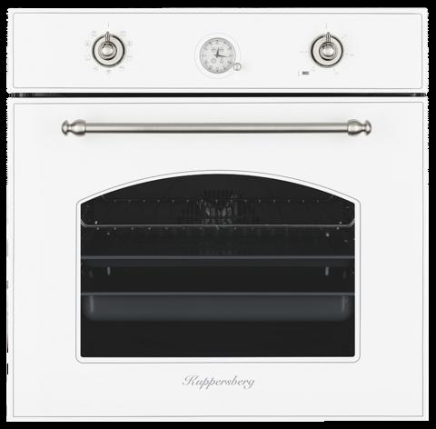 Электрический независимый духовой шкаф Kuppersberg SR 609 W Silver