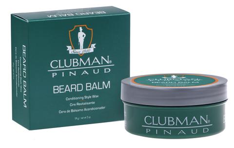 Clubman Beard Balm Бальзам-фиксатор для бороды, 59 гр