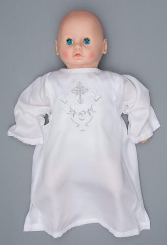 Крестильная рубашка для мальчика Арт. 33.2