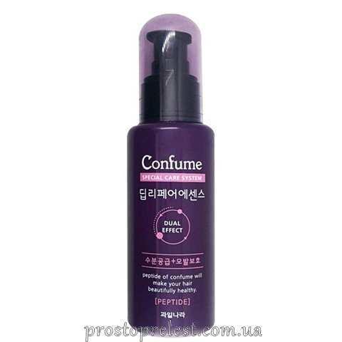 Welcos Confume Deep Repair Essence - Пептидная эссенция против секущихся кончиков волос