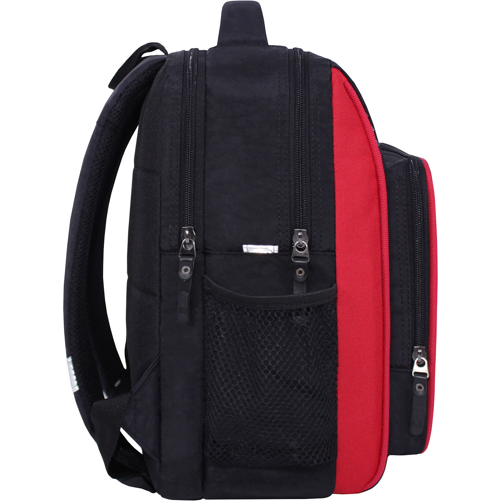 Рюкзак школьный Bagland Школьник 8 л. черный 568 (00112702) фото 2