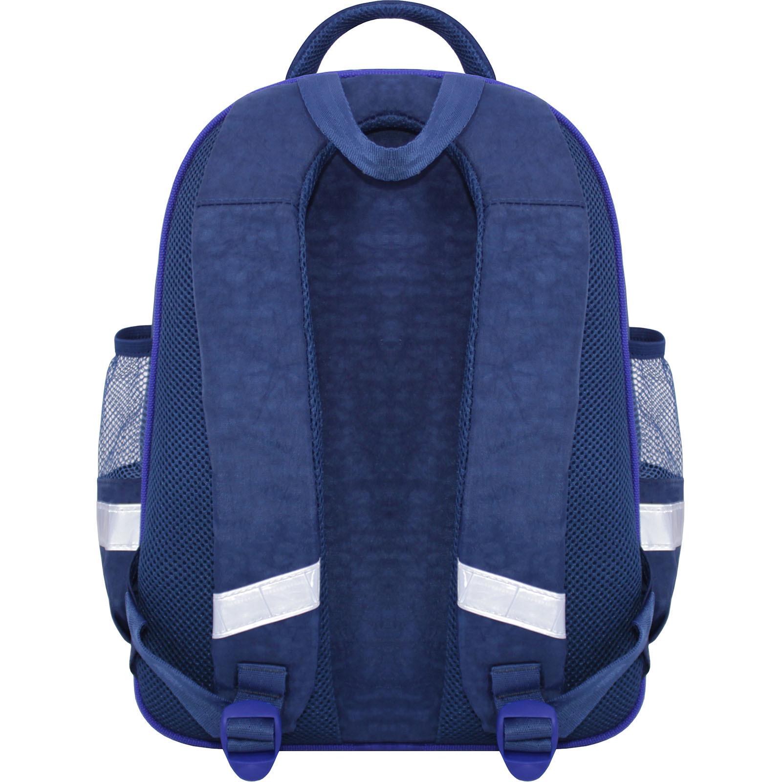 Рюкзак школьный Bagland Mouse 225 синий 507 (0051370) фото 3