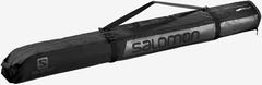 Чехол для беговых лыж Salomon Extend 1Pair 165+20 Skiba Black
