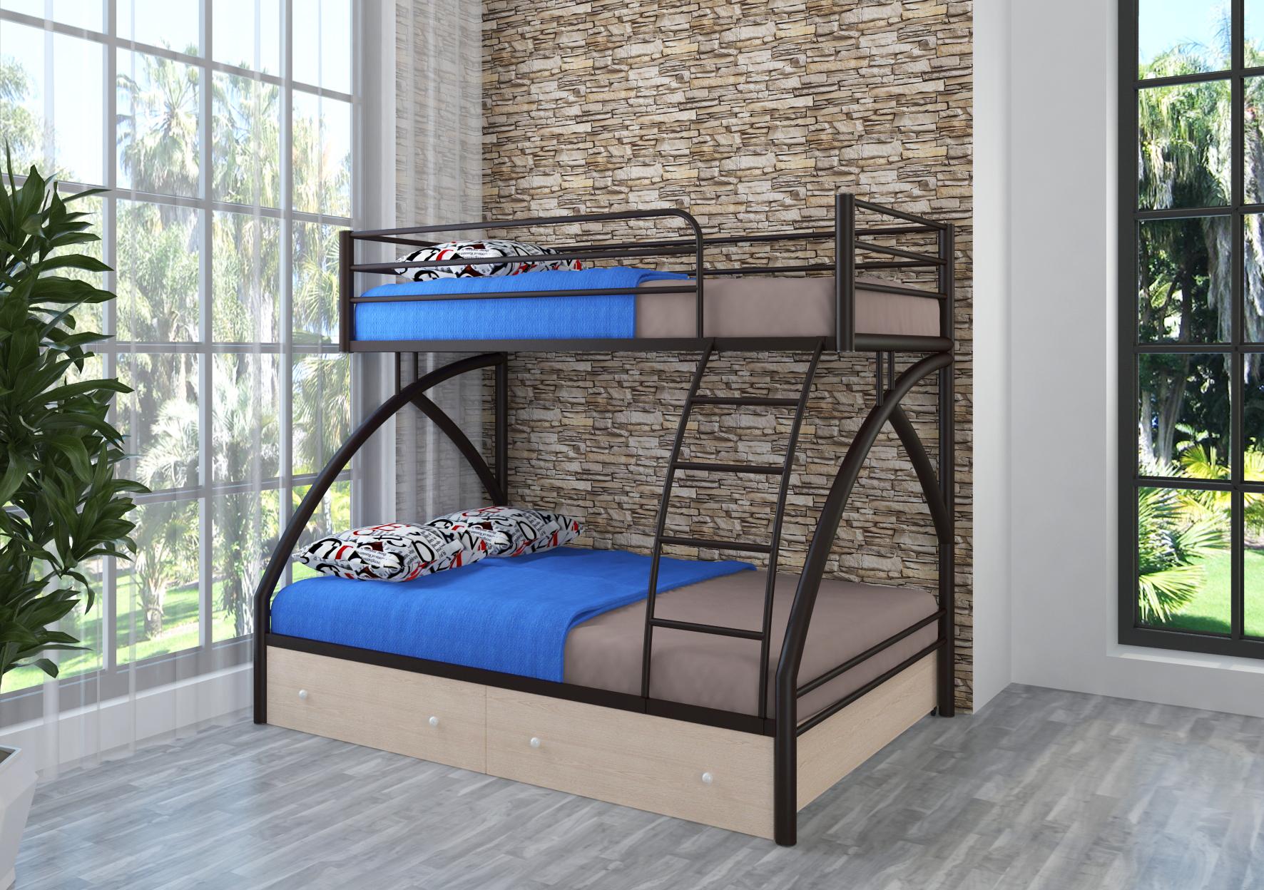 Двухъярусная кровать  Клео