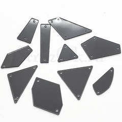 Kупить оптом пришивные зеркала темно-серые Anthracite в интернет-магазине