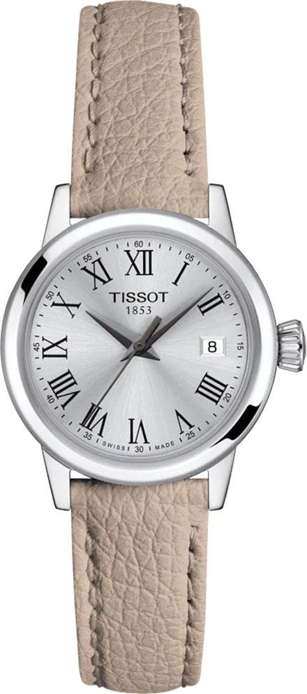 Часы женские Tissot T129.210.16.033.00 T-Lady