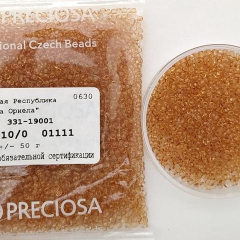 01111 Preciosa 10/0 50грамм (1 сорт)