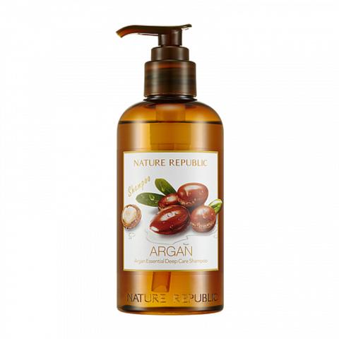 Nature republic Argan shampoo
