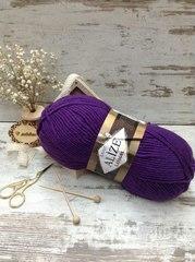 044 темно-фиолетовый