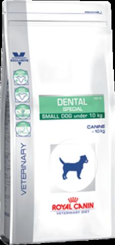 Royal Canin DENTAL SPECIAL SMALL DOG DSD 25 для собак мелких пород для гигиены полости рта