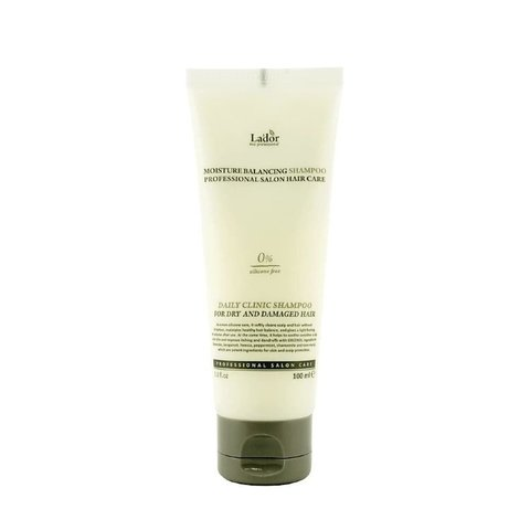 Увлажняющий шампунь для волос MOISTURE BALANCING SHAMPOO 100ML