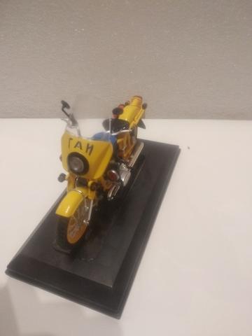 Модель мотоцикла ИМЗ-8.923