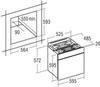 Встраиваемый духовой шкаф Cata CDP 780 BK схема