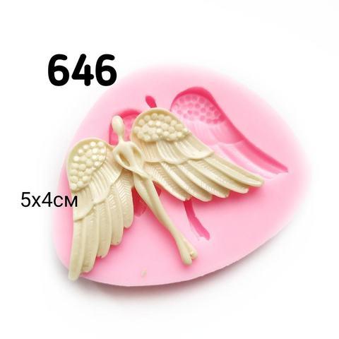 0646 Молд Ангел Нежность