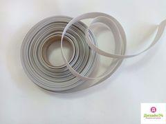 Термоусадочная труба 20/16мм серебро