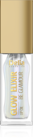 DELIA Масло для губ Be Glamour Glow Elixir Lip Oil 04 STAR 8 мл (*60)