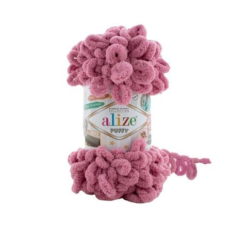 Пряжа Alize Puffy цвет 724