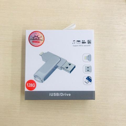USB флешка OTG Lightning 3in1 256 GB Corsair