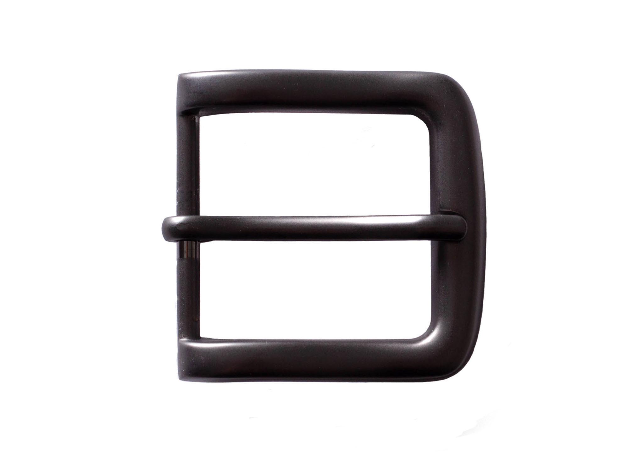 Пряжка для ремня 35 мм, черный матовый