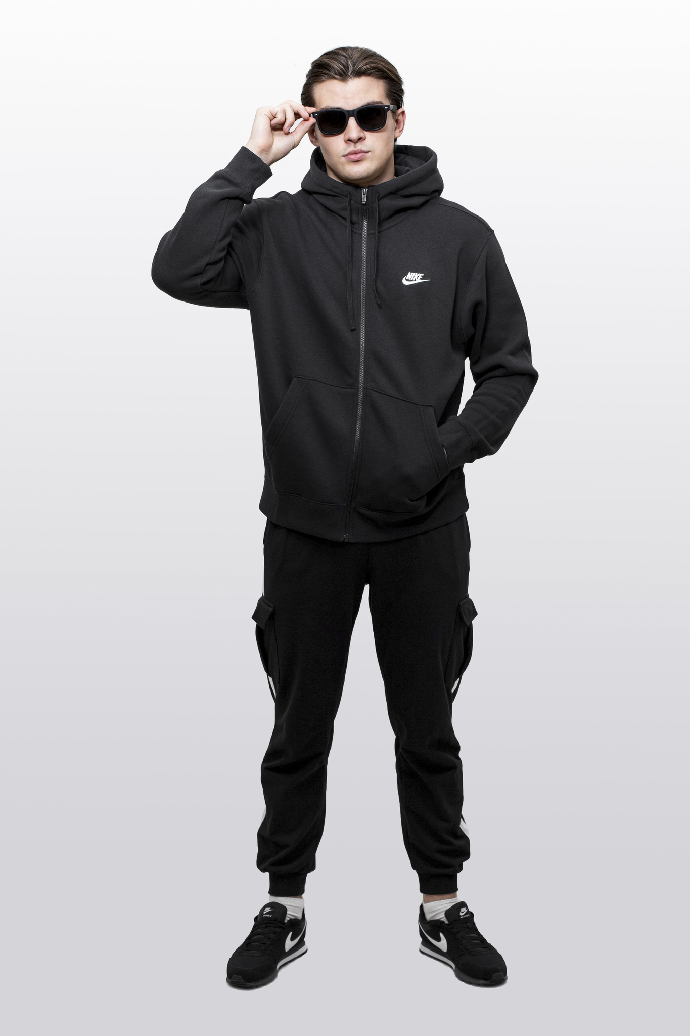 Худи Nike / Sportswear Club Fleece