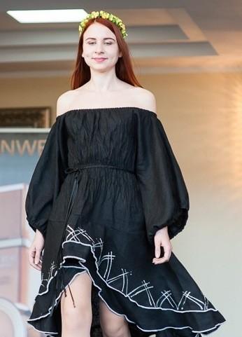 Сабрина. Платье женское PL-1402