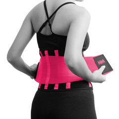 Пояс-корсет MM Slimming Pink