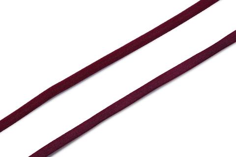 Резинка бретелечная фуксия темная 6 мм