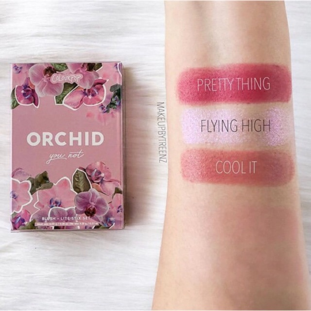 ColourPop Orhid You Not Kit