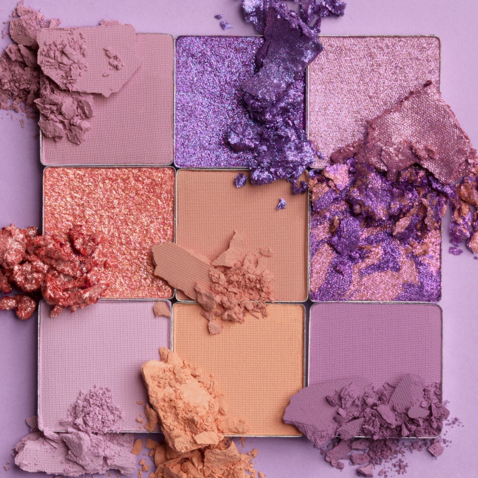 Huda Beauty Lilac Obsessions Palette