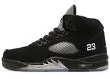 Кроссовки Мужские Nike Air Jordan V Retro Black Grey
