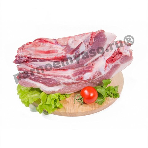 Грудинка свиная-челка
