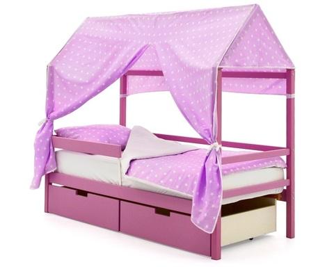 Текстильная крыша для кровати-домика SVOGEN