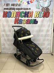 Санки коляска PIKATE Limited Edition