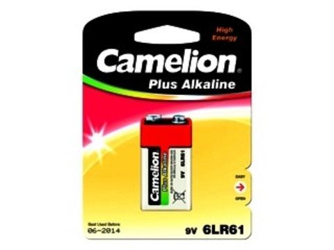 Э/п Camelion 6LF22 Plus Alkaline BL1   12/192