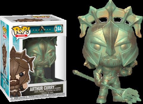 Фигурка Funko Pop! Heroes: Aquaman - Arthur Curry (as Gladiator) (Excl. to Walmart)