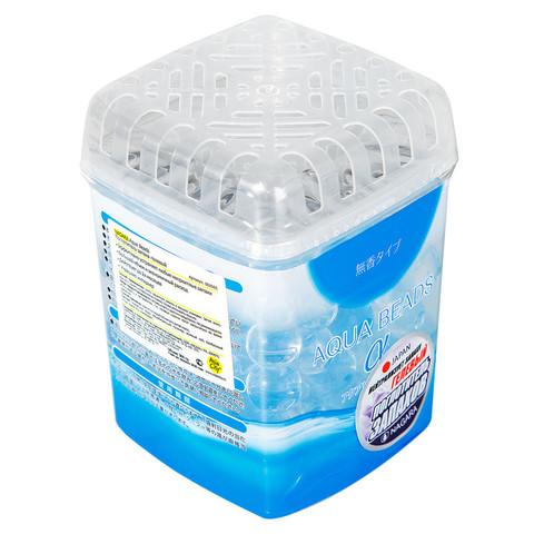 Арома-поглотитель запаха Nagara Aqua Beads гелевый 360 гр