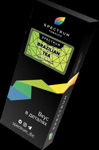 Табак Spectrum Hard Line Brazilian Tea (Бразильский Чай) 100г