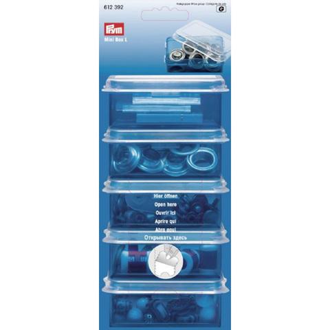 Мини-бокс синий PRYM 612392
